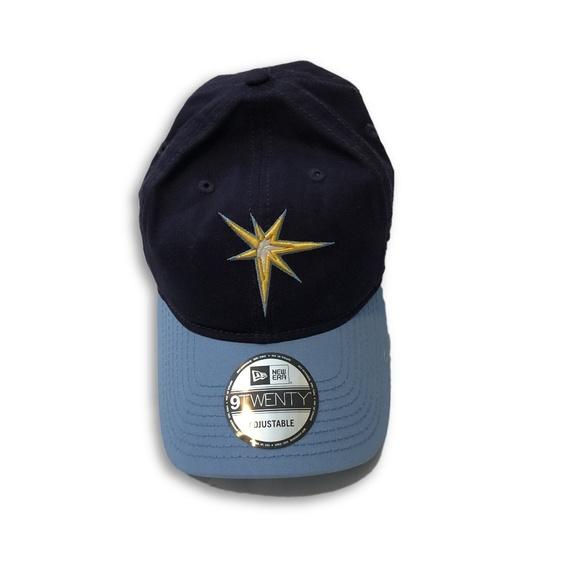 info for ffdf4 63613 Tampa Bay Rays New Era 9Twenty Adjustable Hat. NWT